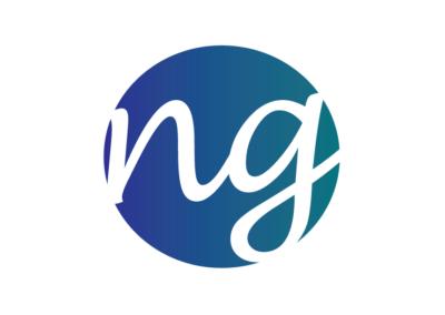 Norma Galvan logo design